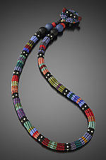 Tango Necklace by Julie Powell (Beaded Necklace)