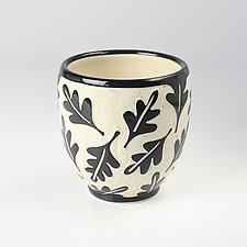 Ceramic Cups by Jennifer  Falter (Ceramic Drinkware)