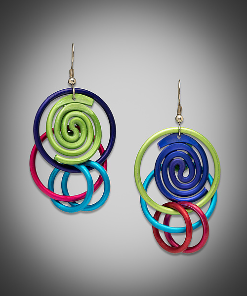 Loopy Hoops Earrings