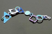 Sacred Geometry Jewelry by Sylvi Harwin (Aluminum Jewelry)