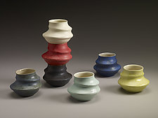 Cups by Kaete Brittin Shaw (Ceramic Cup)