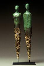 Balance by Cathy Broski (Ceramic Sculpture)