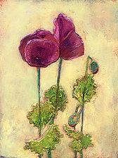 Lauren's Grape by Denise Souza Finney (Giclee Print)