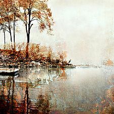Misty Refuge by LuAnn Ostergaard (Giclee Print)