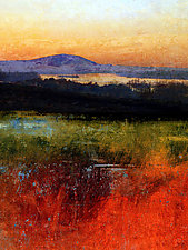 Eventide by LuAnn Ostergaard (Color Photograph)
