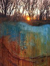 Sundown Serenade by LuAnn Ostergaard (Color Photograph)