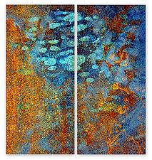 Evening Shimmering by LuAnn Ostergaard (Giclee Print)