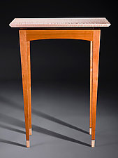 Y2K Hall Table by Bayley Wharton (Wooden Hall Table)