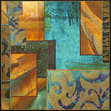 Acceptance by Karen McCarthy (Mixed-Media Collage)