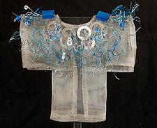 Sea Level Kimono by Susan McGehee (Metal Sculpture)