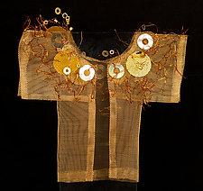 Solstice Kimono by Susan McGehee (Metal Sculpture)