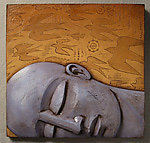 Fig. 4c: The Dream by Steve Gardner (Ceramic Wall Art)