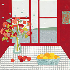 Summer Table II by Suzanne Siegel (Giclee Print)