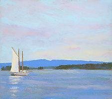 100 Views of Isle Au Haut No. 2 by Suzanne Siegel (Giclee Print)