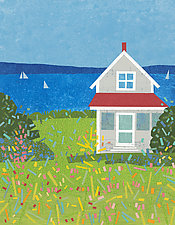 Summer Afternoon II by Suzanne Siegel (Giclee Print)