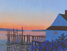 Early Start V by Suzanne Siegel (Giclee Print)