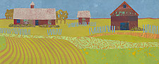 Spring Light I by Suzanne Siegel (Giclee Print)