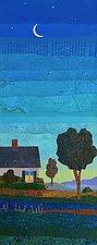 Twilight Moon I by Suzanne Siegel (Giclee Print)