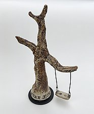 Here for You by Amy Meya (Ceramic Sculpture)