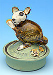 Mouse Jar by Amy Goldstein-Rice (Ceramic Box)