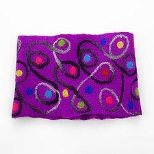 Nola Neckwarmer by Elizabeth Rubidge (Wool Scarf)