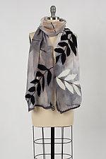 Nora Wrap by Elizabeth Rubidge  (Silk & Wool Wrap)