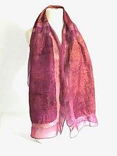 Judith Scarf by Elizabeth Rubidge (Silk & Wool Scarf)