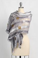 Harper Wrap by Elizabeth Rubidge (Silk & Wool Wrap)