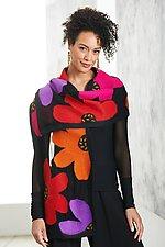 Millie Scarf by Elizabeth Rubidge (Silk & Wool Scarf)