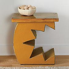 Sunshine Table by Ben Gatski and Kate Gatski (Metal Side Table)