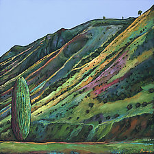 Jackson Hole by Johnathan  Harris (Giclee Print)