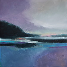 Riding the Current by Filomena Booth (Acrylic Painting)