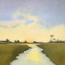 Sunrise by Filomena Booth (Acrylic Painting)
