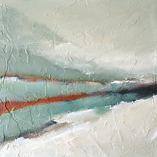Coastline I by Filomena Booth (Acrylic Painting)