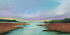 Waiting for the Sun by Filomena Booth (Acrylic Painting)