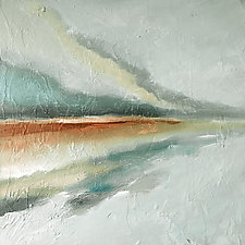Coastline III by Filomena Booth (Acrylic Painting)
