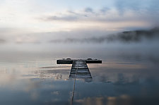 Dock by Lori Pond (Color Photograph)