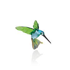 Hummingbird by WGK Glass (Art Glass Ornament)