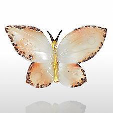 Metamorphosis by Loy Allen (Art Glass Ornament)
