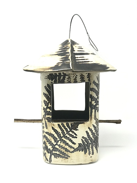Fern Leaf Bird Feeder