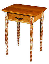 Bedside Table by Brad Smith (Wood End Table)