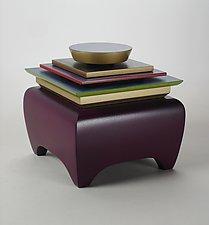 Cronus II by A. Andrew Chulyk (Wood Box)