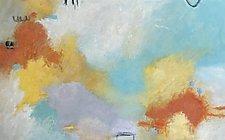 Joyful II by Lela Kay (Oil Painting)