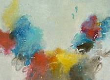 Summer Holiday by Lela Kay (Oil Painting)