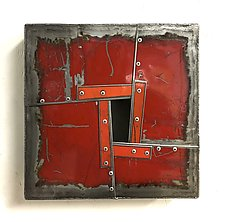 Art Square by Anthony Hansen (Metal Wall Sculpture)