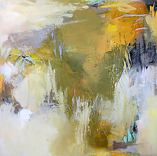 Hillside by Debora  Stewart (Acrylic Painting)