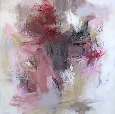 Gentle Garden by Debora  Stewart (Acrylic Painting)