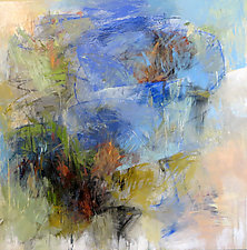 Nature II by Debora  Stewart (Acrylic Painting)
