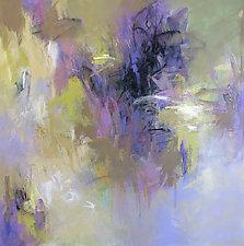 Spring Garden by Debora  Stewart (Acrylic Painting)