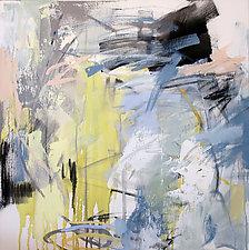 Moon Dance 2 by Debora  Stewart (Acrylic Painting)